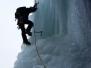 Corso cascate ghiaccio 2016
