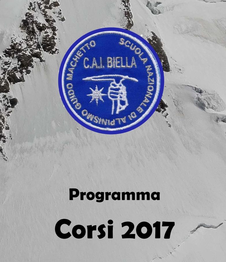 programma corsi 2017