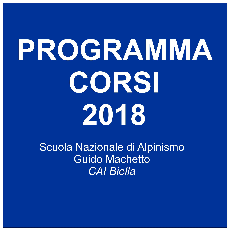 programma corsi 2016